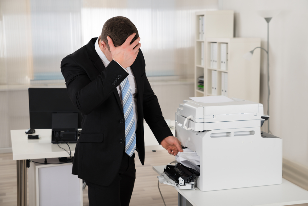 How to Avoid a Paper Jam in Your Office Copier