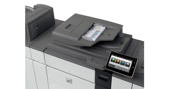 Sharp Introduces New High-Speed Monochrome Document System: The MX-M905