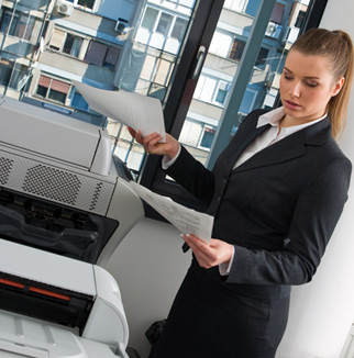 Leasing vs. Buying Your Office Copier