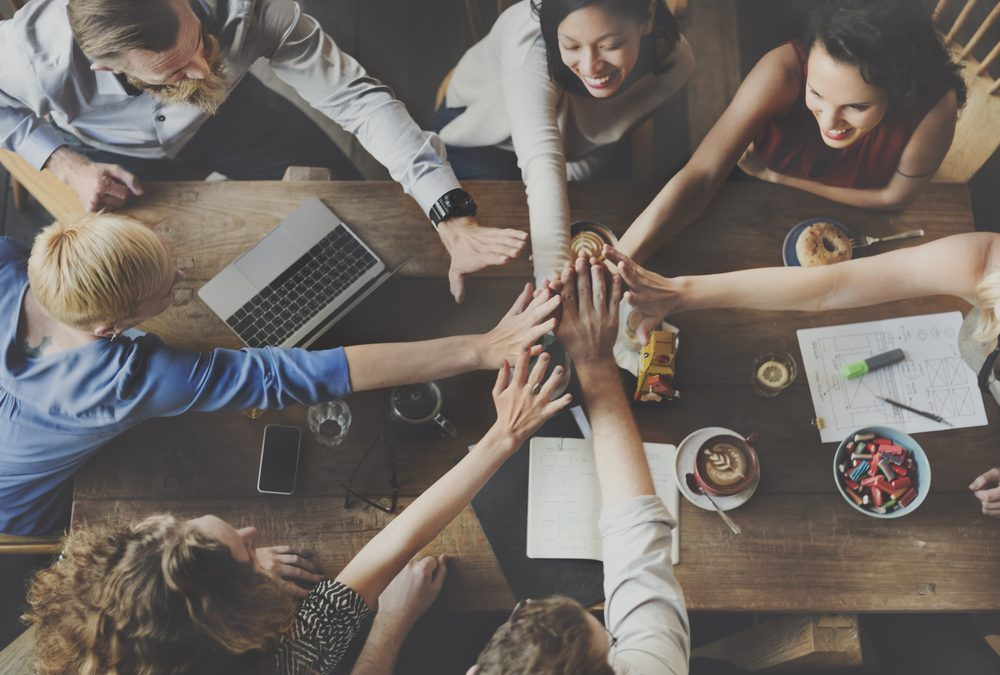 Encouraging Collaboration in the Workplace