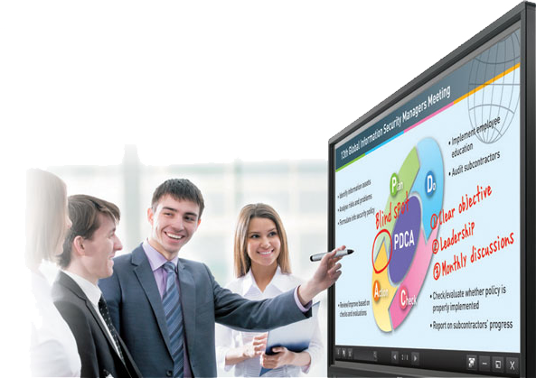 How the AQUOS BOARD® Can Impress Clients at Your Next Presentation