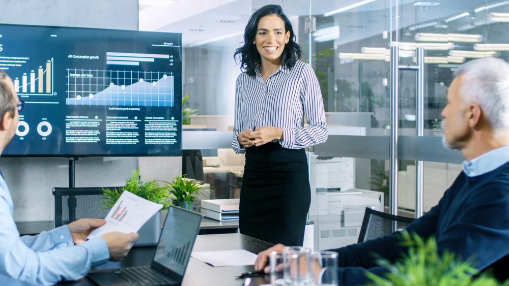 6 Tips for a Great Office Presentation