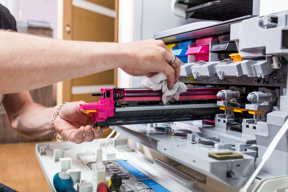 Your Guide to Basic Multifunction Printer Maintenance