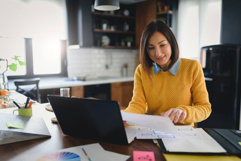 4 Remote Work Productivity Tips